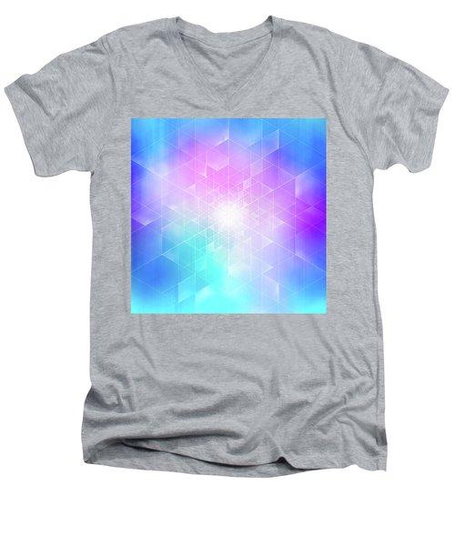 Synthesis Men's V-Neck T-Shirt