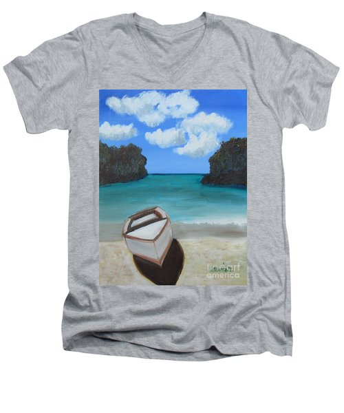 Take Me Away Men's V-Neck T-Shirt