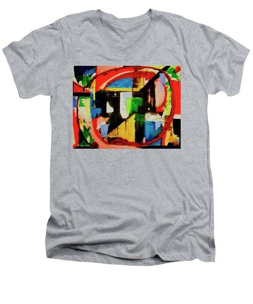 Take Me There Men's V-Neck T-Shirt