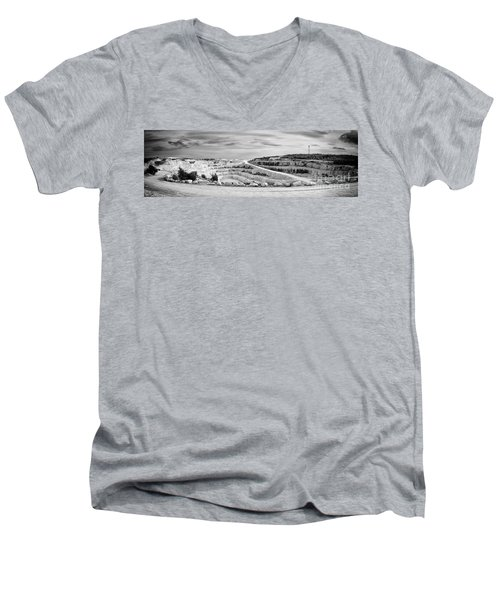Tatlock Quarry Men's V-Neck T-Shirt