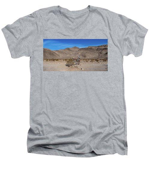 Teakettle Junction I Men's V-Neck T-Shirt