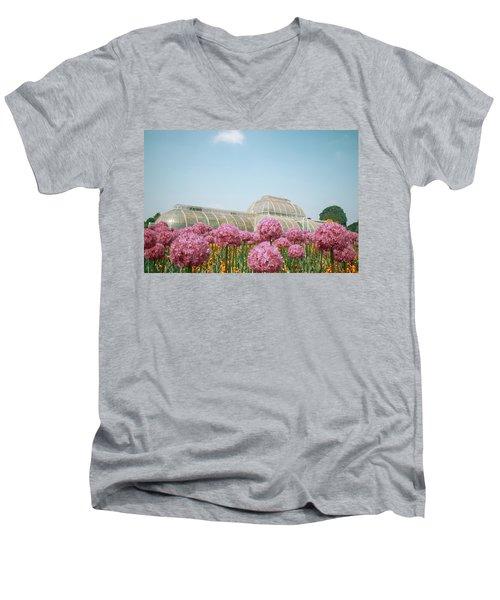 The Palm House Men's V-Neck T-Shirt