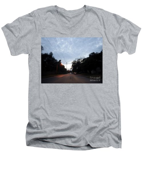 The Passenger 06 Men's V-Neck T-Shirt