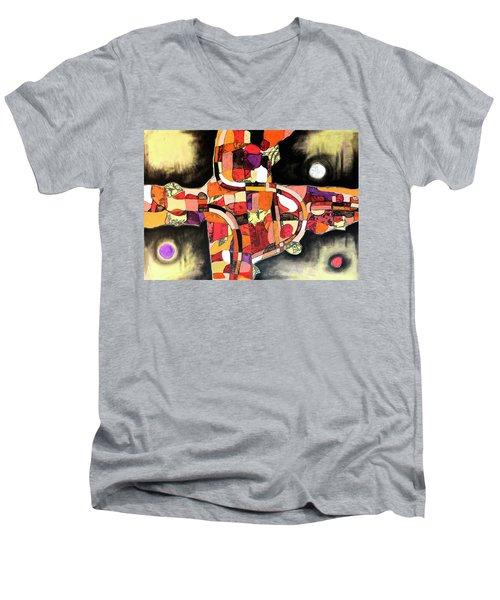 The Reeping Men's V-Neck T-Shirt