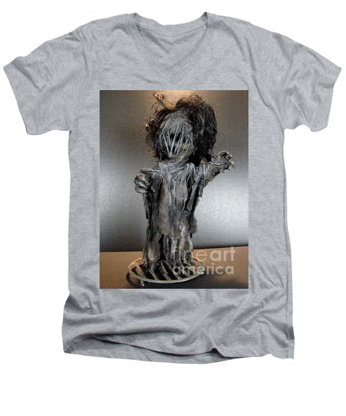 The Shadow Men's V-Neck T-Shirt