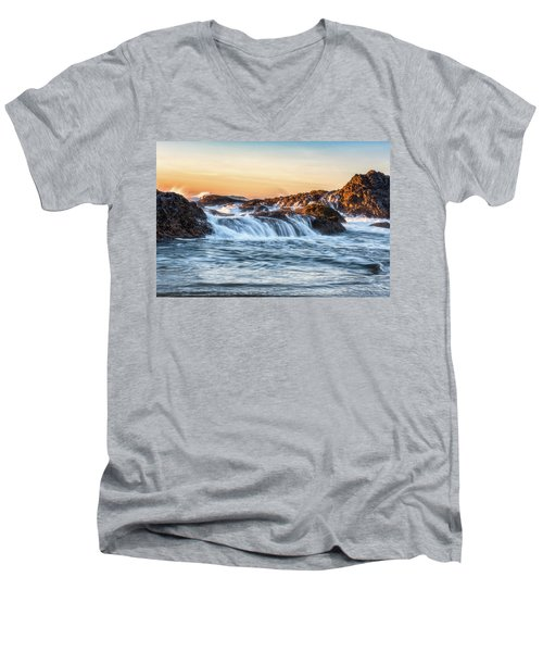 The Small Things Men's V-Neck T-Shirt