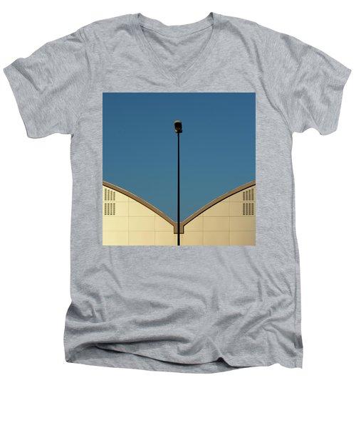 The Swan Men's V-Neck T-Shirt