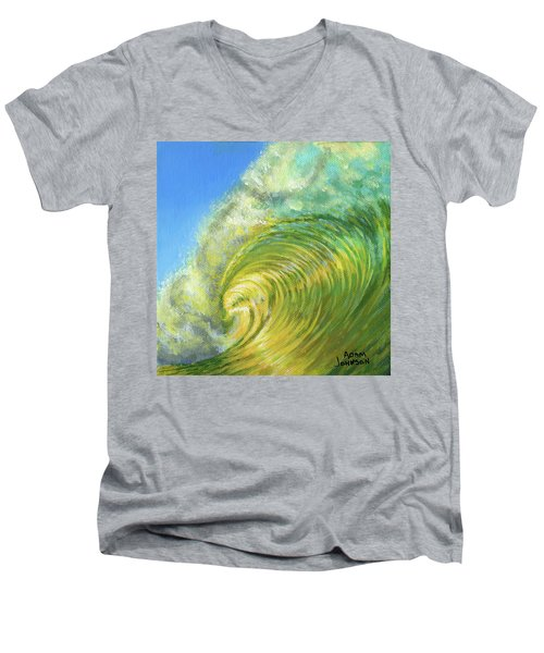 Third Coast Dreaming Men's V-Neck T-Shirt