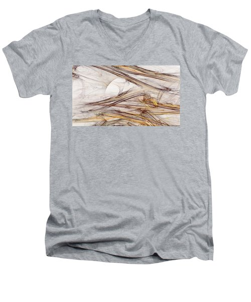 Time Has Come Today Men's V-Neck T-Shirt