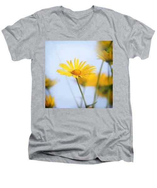 Touches 6 Men's V-Neck T-Shirt