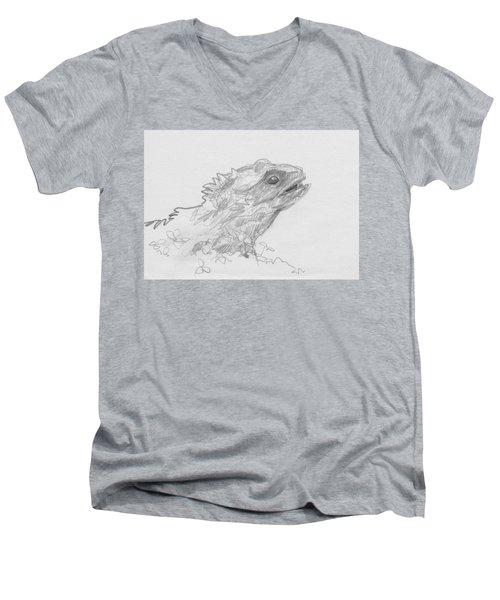 Tuatara Men's V-Neck T-Shirt