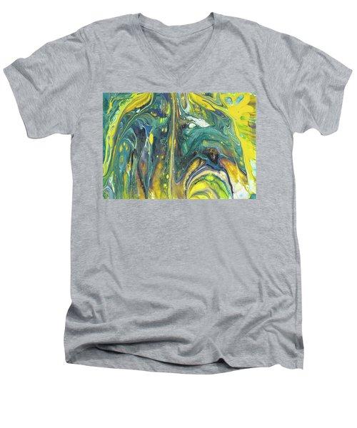 Twilight Spark Men's V-Neck T-Shirt