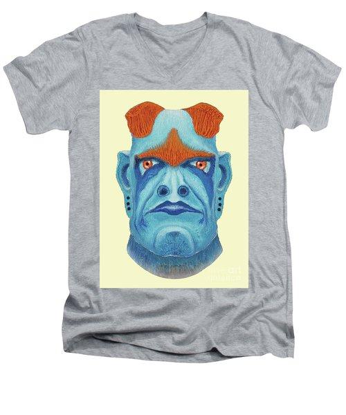 Undorkhan, Maggotroll Colonel Men's V-Neck T-Shirt