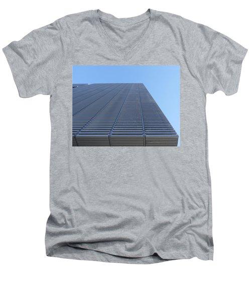 Up Through The Jungle Men's V-Neck T-Shirt