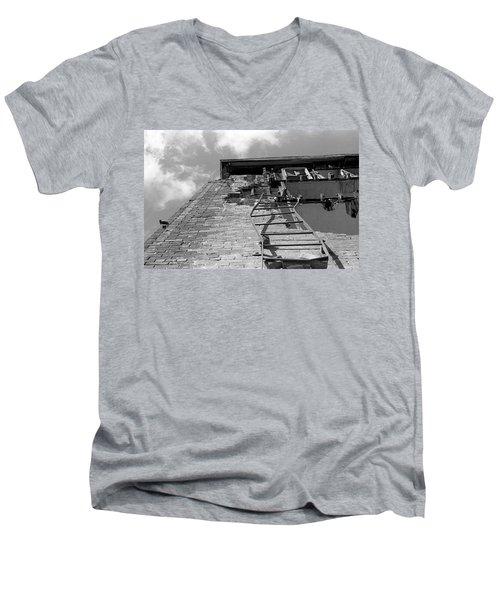 Urban Renewal, 1972 Men's V-Neck T-Shirt