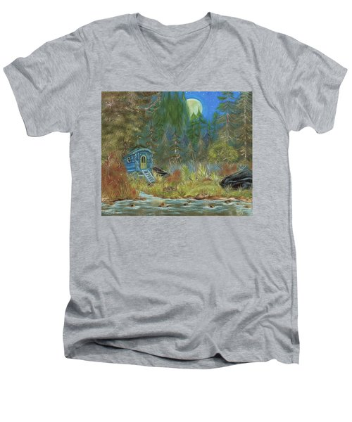 Vardo Dreams Men's V-Neck T-Shirt