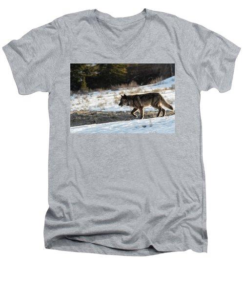 W27 Men's V-Neck T-Shirt