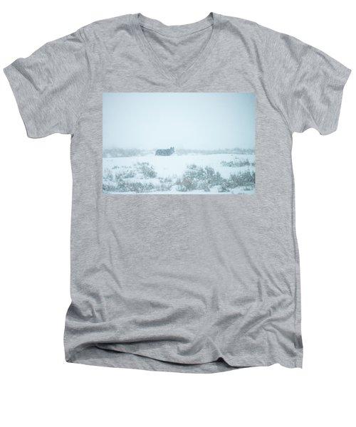 W29 Men's V-Neck T-Shirt