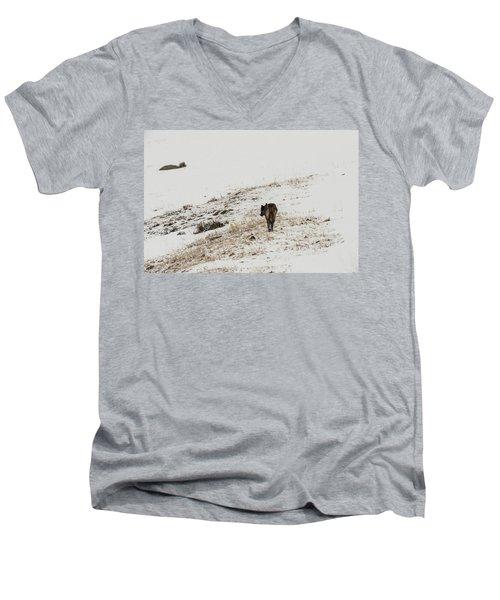W52 Men's V-Neck T-Shirt
