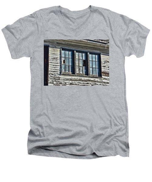 Warehouse Windows Men's V-Neck T-Shirt