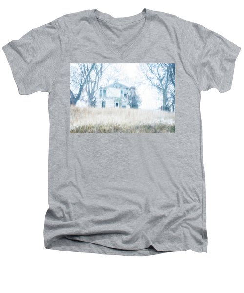 Weathered Men's V-Neck T-Shirt