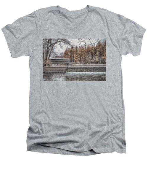 Winter Sachs Men's V-Neck T-Shirt