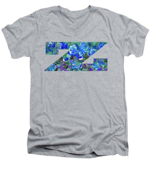 Z 2019 Collection Men's V-Neck T-Shirt