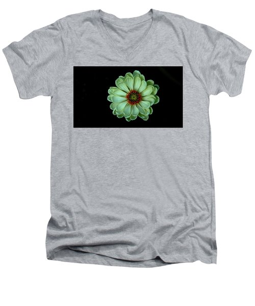 Zinnia Joy Men's V-Neck T-Shirt