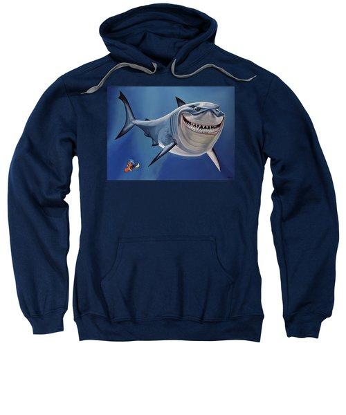 Finding Nemo Painting Sweatshirt