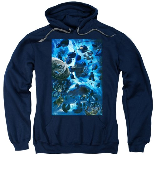 Alien Pirates  Sweatshirt