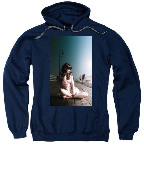 Bridge Woman Sweatshirt