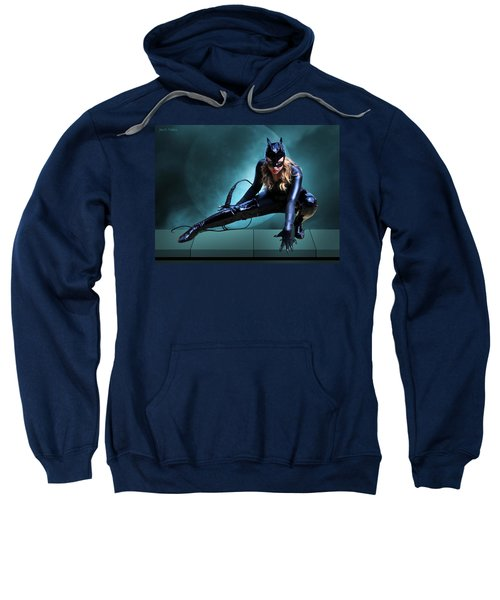 The Feline Fatale Sweatshirt