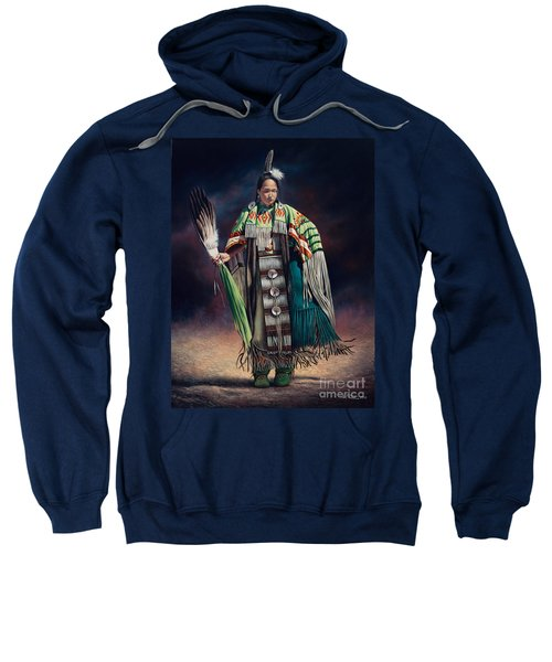 Ceremonial Rhythm Sweatshirt