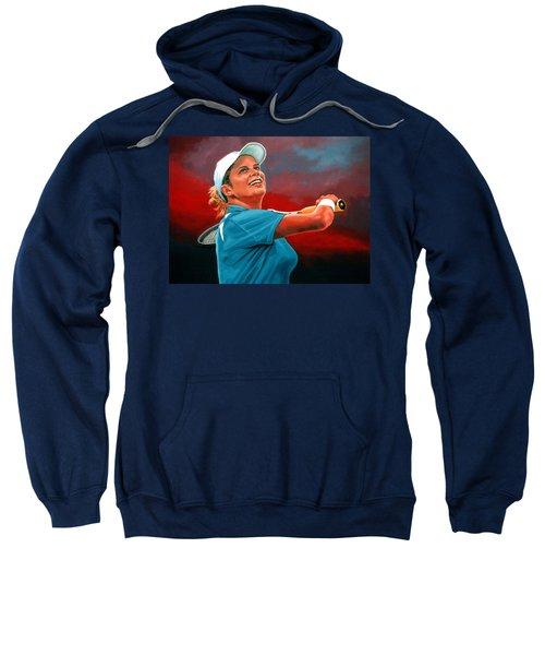 Kim Clijsters Sweatshirt