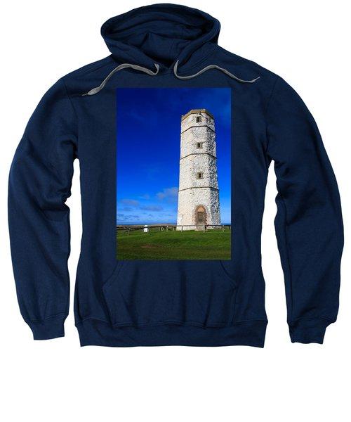 Old Lighthouse Flamborough Sweatshirt