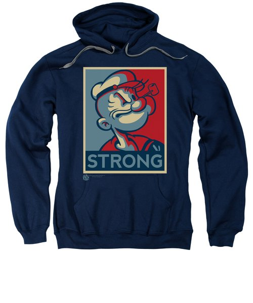 Popeye - Strong Sweatshirt by Brand A