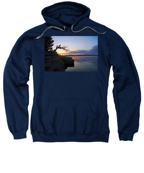 Sunrise Over Table Rock Lake Sweatshirt