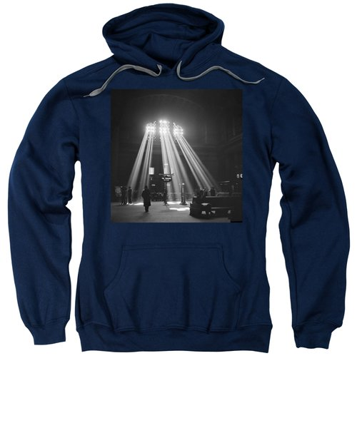 Union Station In Chicago Sweatshirt