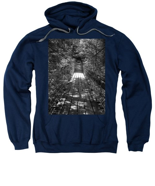 Walk Through Woods Sweatshirt