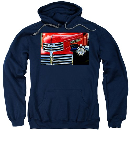 1942 Gmc  Pickup Truck Sweatshirt