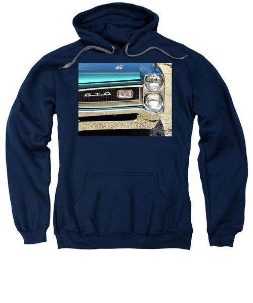 1966 Pontiac Gto Sweatshirt