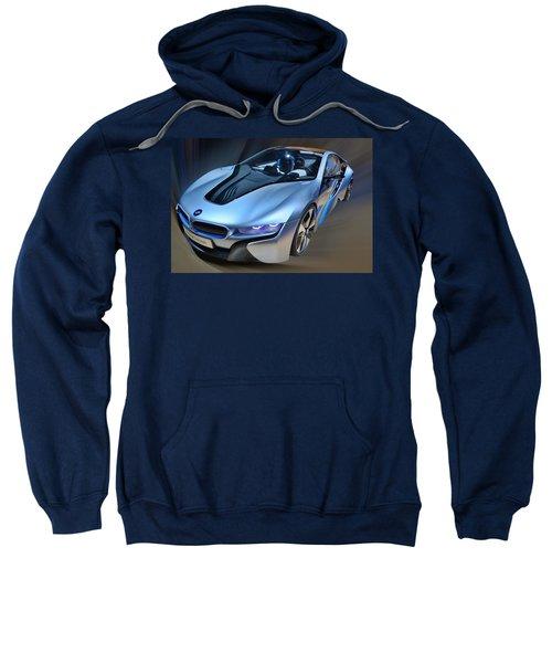 B M W  I8  Concept  2014 Sweatshirt