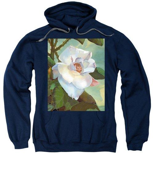 Unicorn In The Garden Sweatshirt