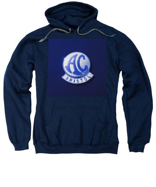 1959  Ac Ace Bristol Grille Emblem Sweatshirt
