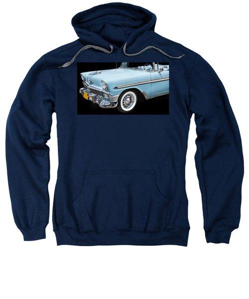 1956 Chevrolet Bel Air Convertible Sweatshirt