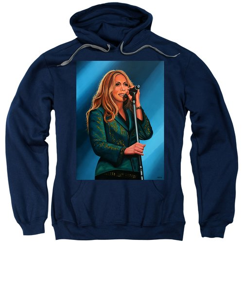 Anouk Painting Sweatshirt