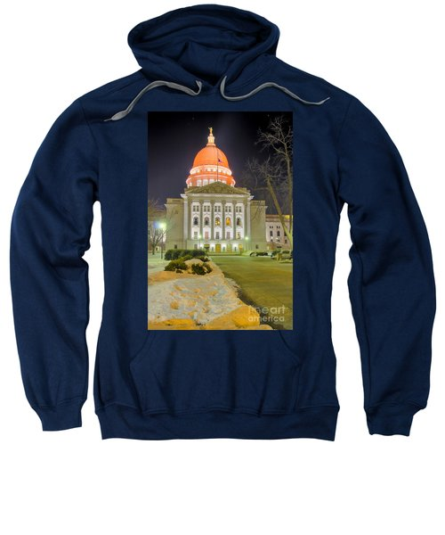Madison Capitol Sweatshirt