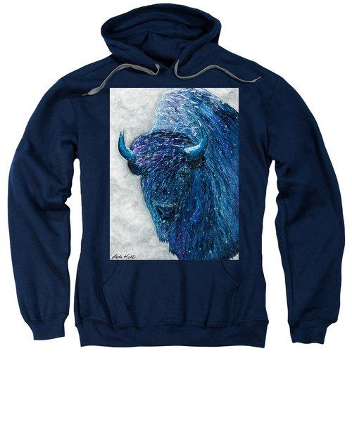Buffalo  - Ready For Winter Sweatshirt