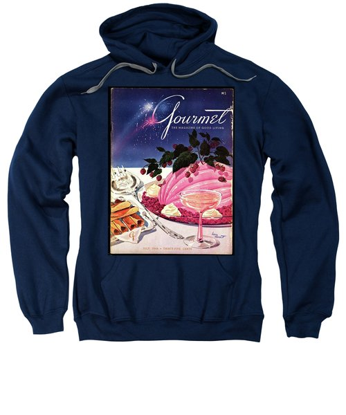 A Gourmet Cover Of Mousse Sweatshirt