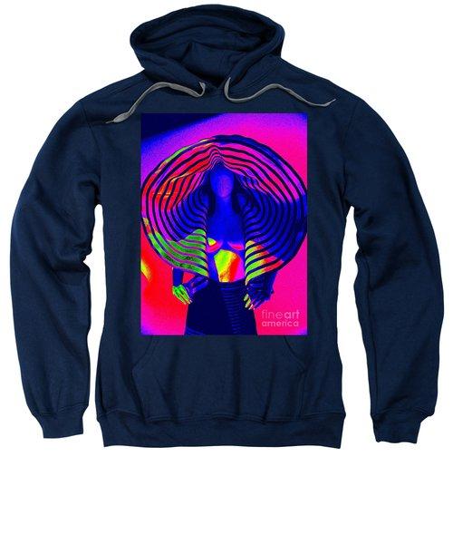 A Pop Of Gaultier Sweatshirt